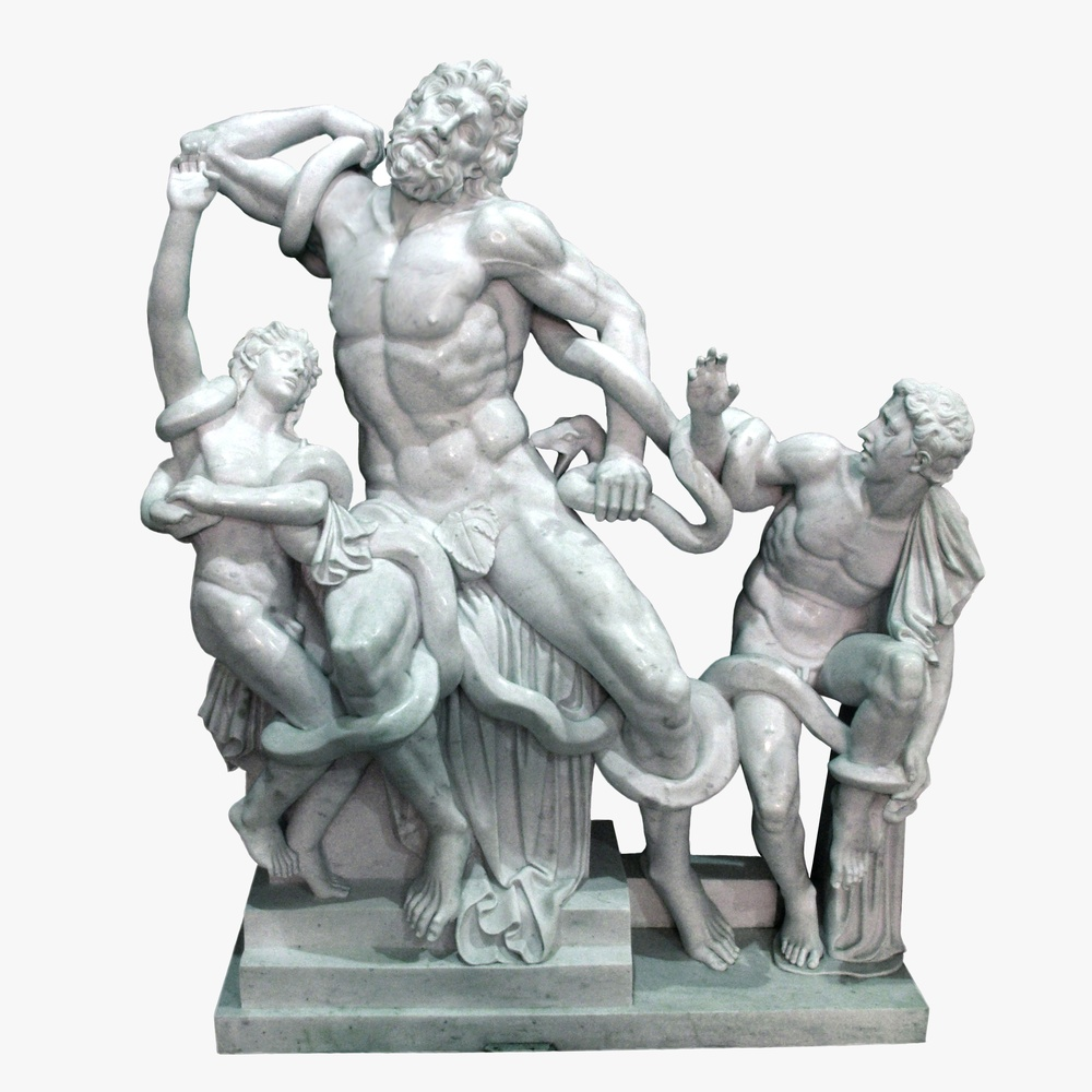 laocoon art history Ancient art art history sculpture of ancient rome: the shock of the old it is a similar story with the famous laocoon, that tangle of thrusting limbs.